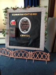 Communications Corner